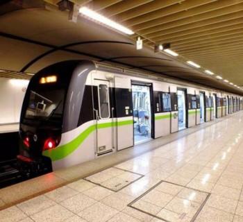 Μετρό θα γεμίσει με κάμερες - Θα τοποθετηθούν 4 σε κάθε βαγόνι.