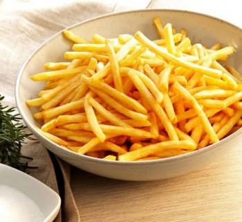 Τηγανητές Πατάτες | Αυτά είναι τα οφέλη που δεν φανταζόσουν ότι έχουν!