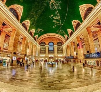 Αυτή είναι η λίστα με τους πιο εντυπωσιακούς σταθμούς μετρό σε ολόκληρο τον κόσμο!