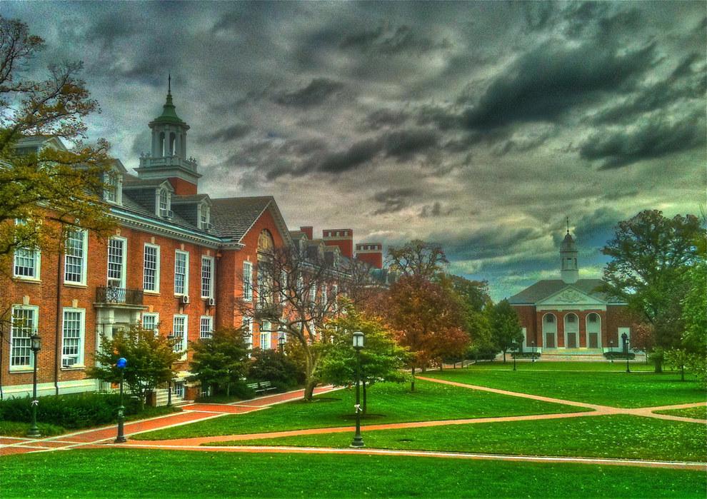 Johns Hopkins University1