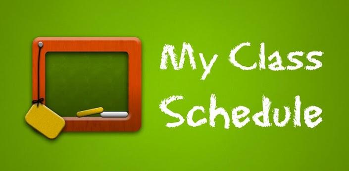 My-Class-Schedule-App