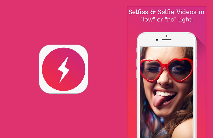 Selfshot-Front-Flash-Camera-App-For-iPhone-and-iPad