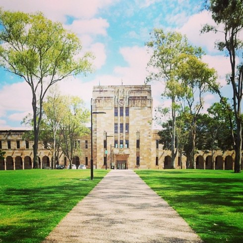 The University of Queensland1