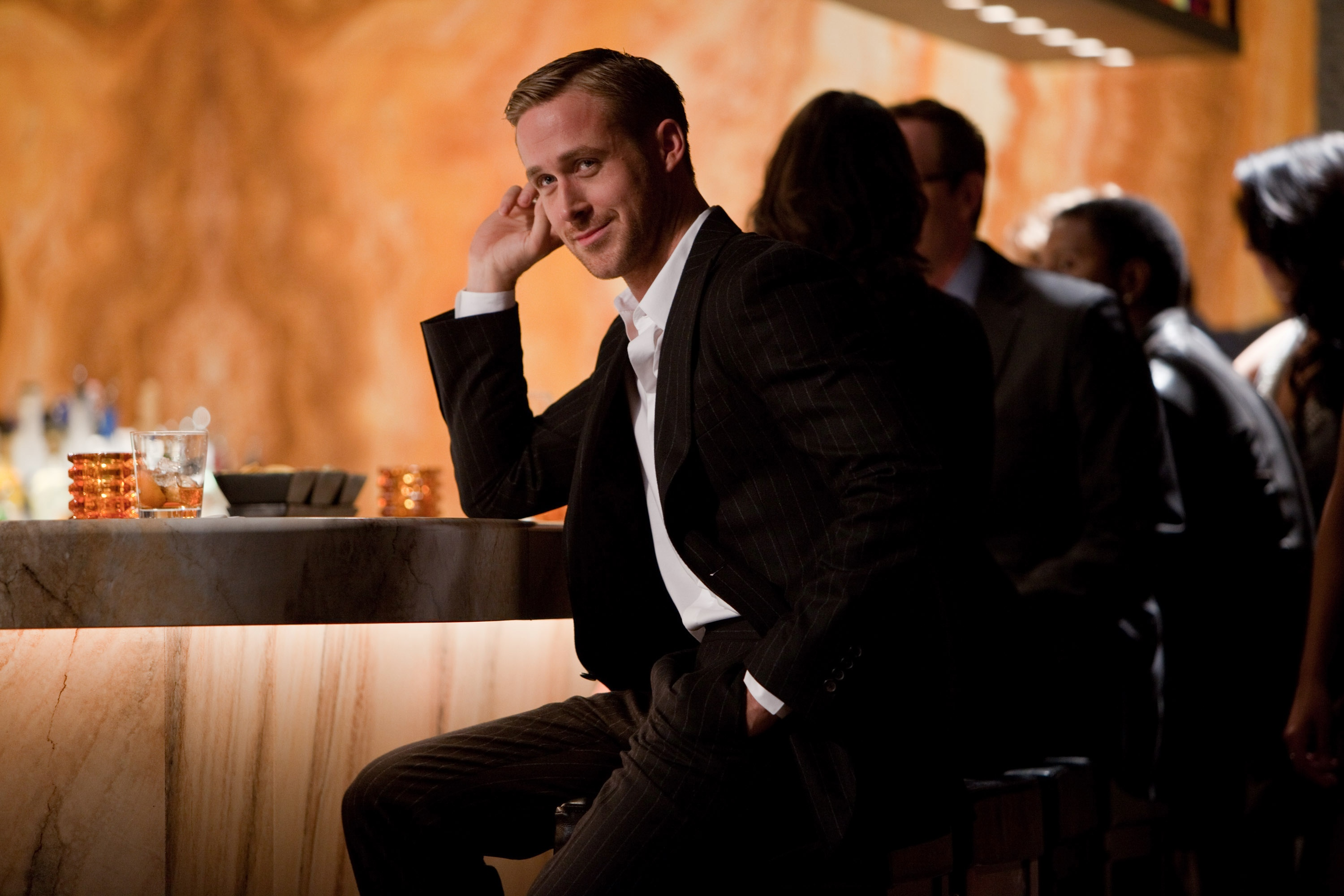 """RYAN GOSLING as Jacob in Warner Bros. Pictures' comedy """"CRAZY, STUPID, LOVE."""" a Warner Bros. Pictures release."""