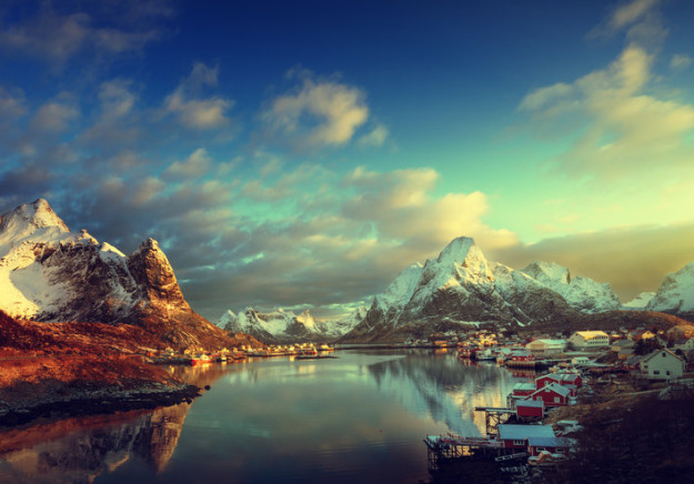 reine-village-lofoten-islands-norway