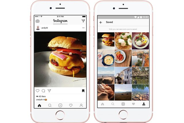 Instagram - Πλέον το Instagram σου δίνει την επιλογή να αποθηκεύεις φωτογραφίες, χωρίς να κάνεις screenshot!