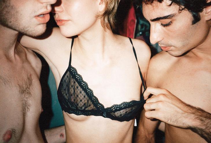 Τρίο σεξ εικόνες