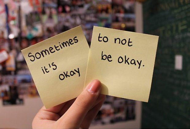 Μη φοβάσαι να αισθανθείς. Μη φοβάσαι ότι θα φανείς αδύναμος.