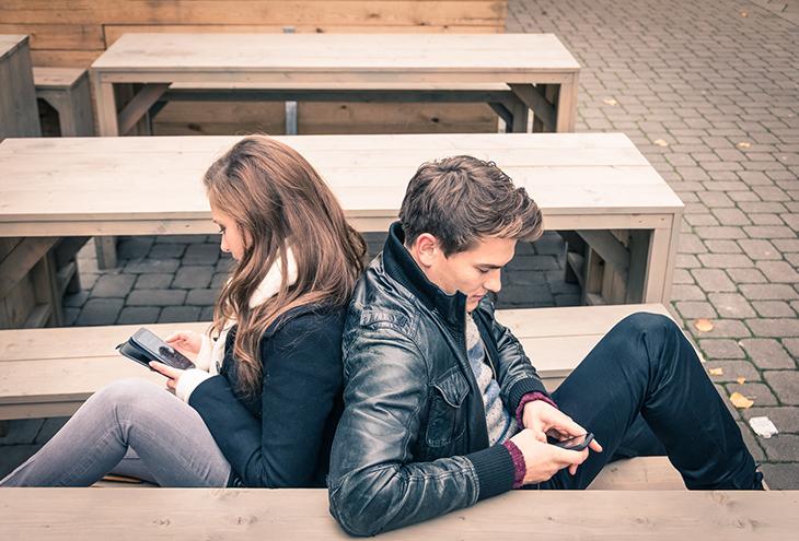 περιστασιακή dating app iPhone