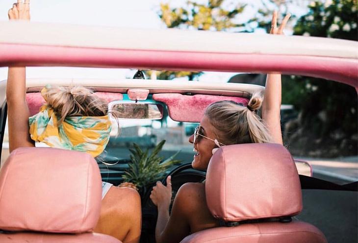 roadtrip girls - Αυτό είναι το ιδανικό μέρος να πας διακοπές φέτος το καλοκαίρι, με βάση το ζώδιό σου!