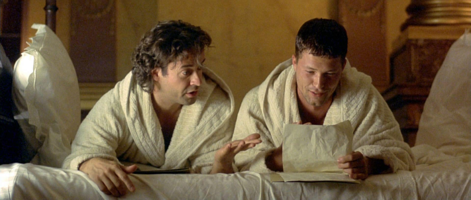 Knockin on 4 - Μία λίστα με απίστευτα συγκινητικές ταινίες που κάνουν ακόμη και τους πιο σκληρούς να ...κλαίνε!