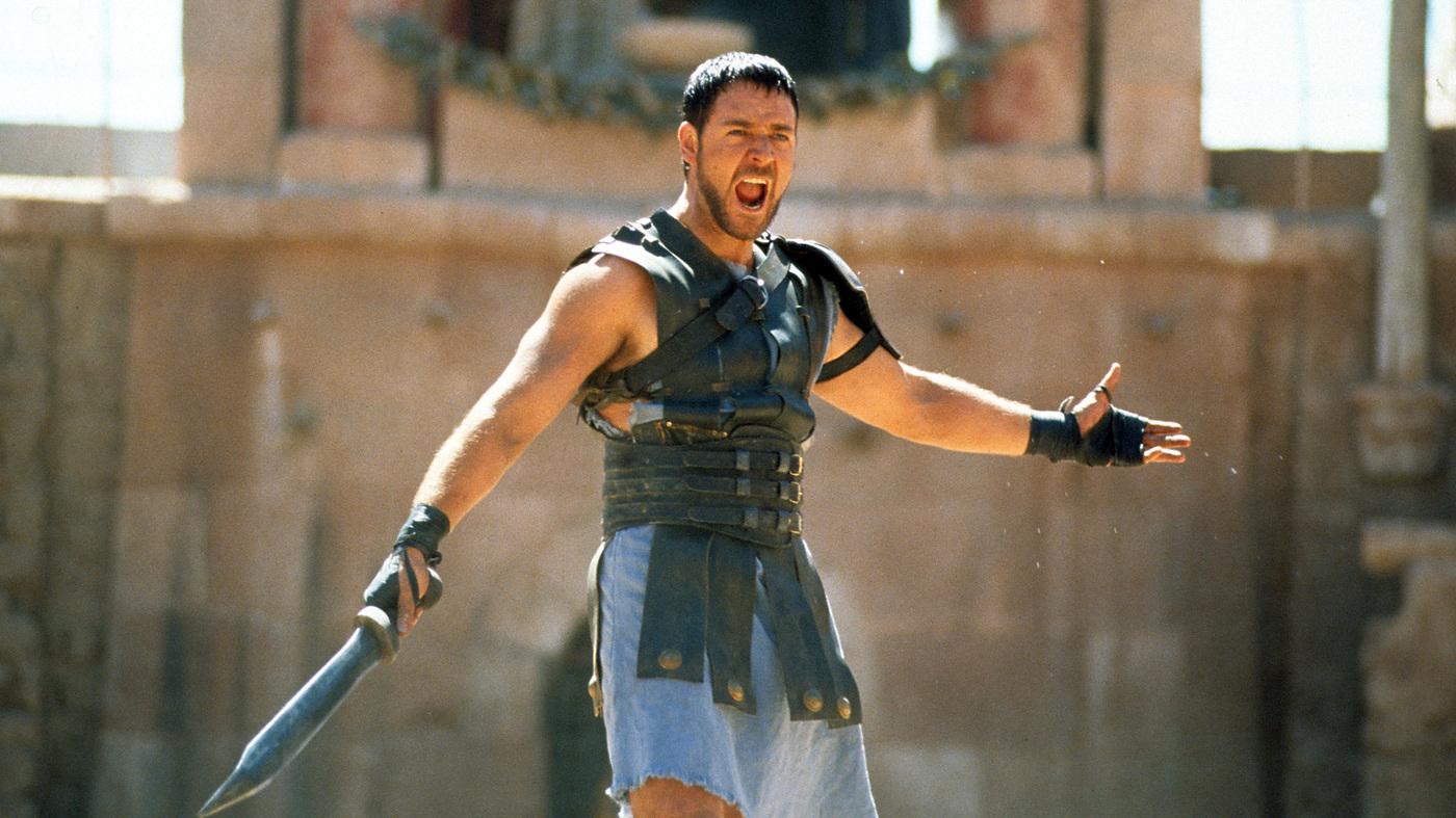 gladiator - Μία λίστα με απίστευτα συγκινητικές ταινίες που κάνουν ακόμη και τους πιο σκληρούς να ...κλαίνε!