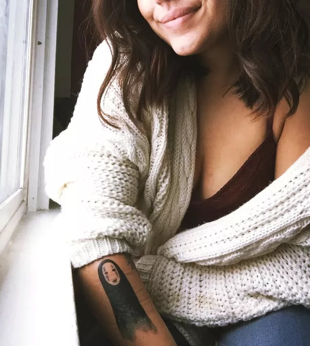 tattoo17 - 20 πανέμορφα τατουάζ που είναι εμπνευσμένα από πασίγνωστες ταινίες!