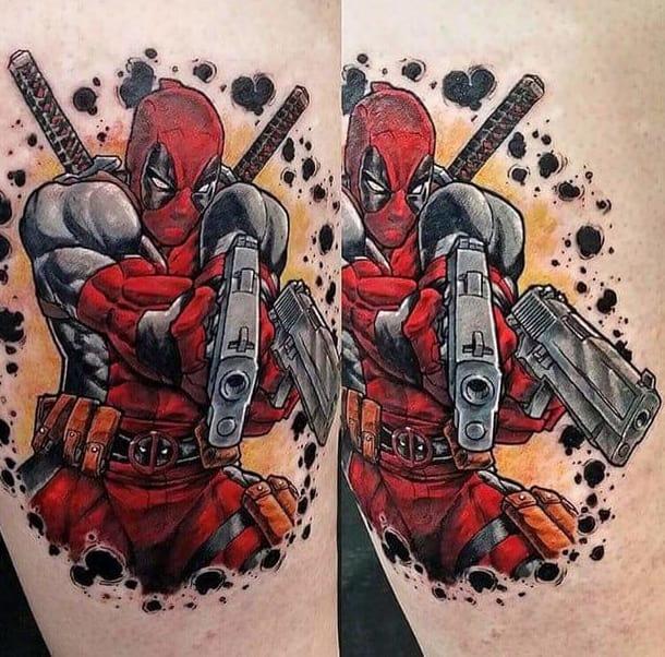 tattoo18 - 20 πανέμορφα τατουάζ που είναι εμπνευσμένα από πασίγνωστες ταινίες!