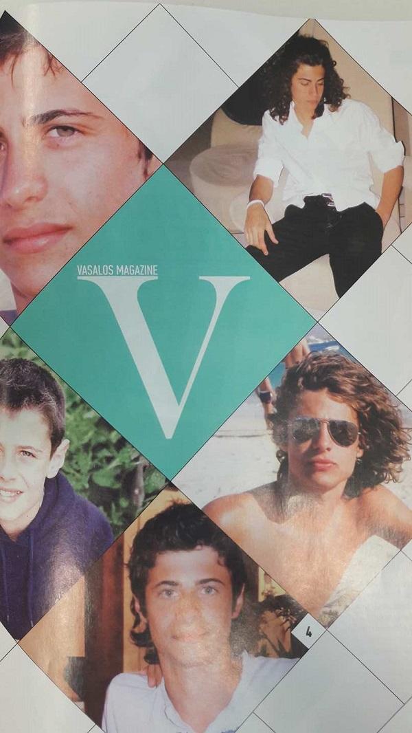 3 4 - Ο Βασάλος κυκλοφορεί περιοδικό, δικό του περιοδικό!