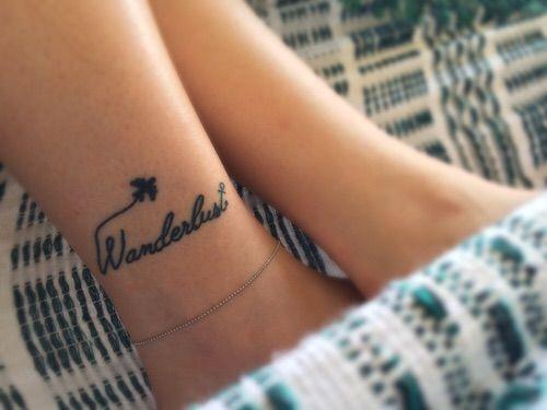 wanderlast - Ήλιους και θάλασσες | 13 πανέμορφα τατουάζ για κάθε κοπέλα που λατρεύει το καλοκαίρι!
