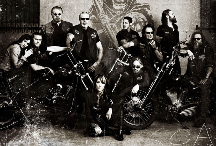 sons of anarchy χέιλι μακφάρλαντ