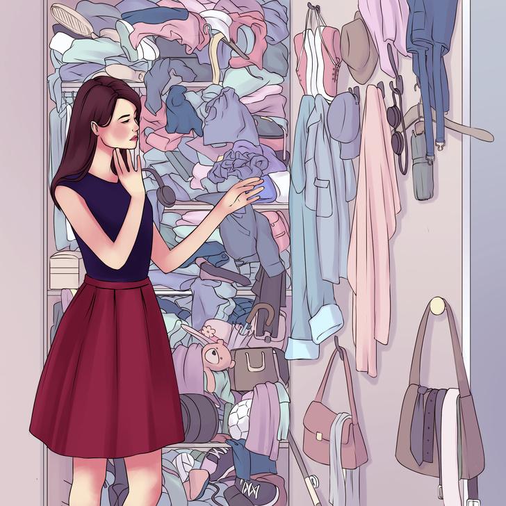 Κι όμως, το πόσο ακατάστατο είναι το δωμάτιό σου, μπορεί να αποκαλύψει αρκετά για εσένα!