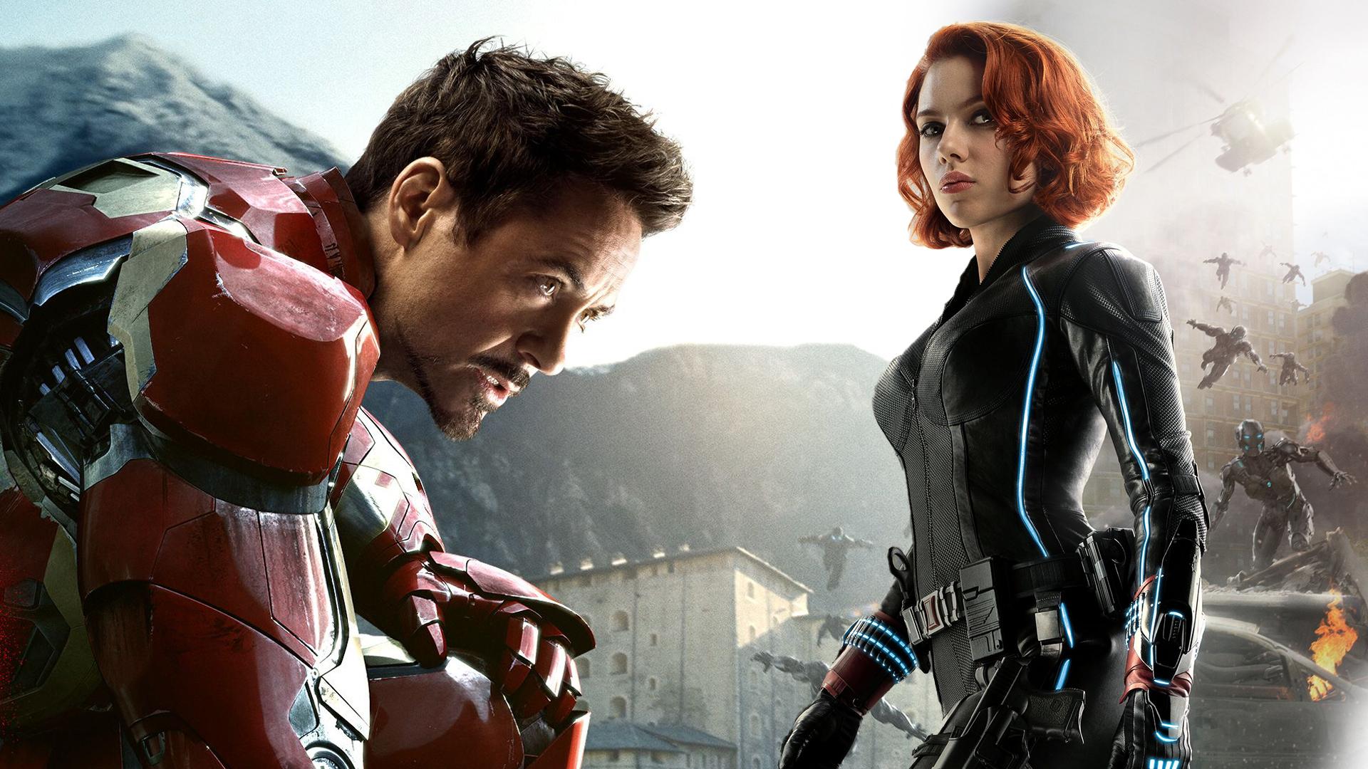Φήμες θέλουν τον Iron Man να επιστρέφει στην ταινία της Black Widow!