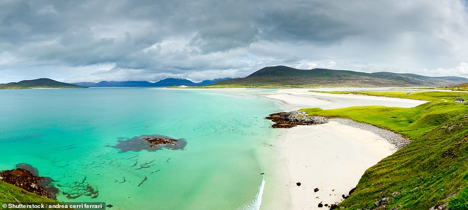 25468626 8068807 Bringing home the beach bacon for the UK is Luskentyre on the Is a 45 1583237624157 Discover Greece in the UK