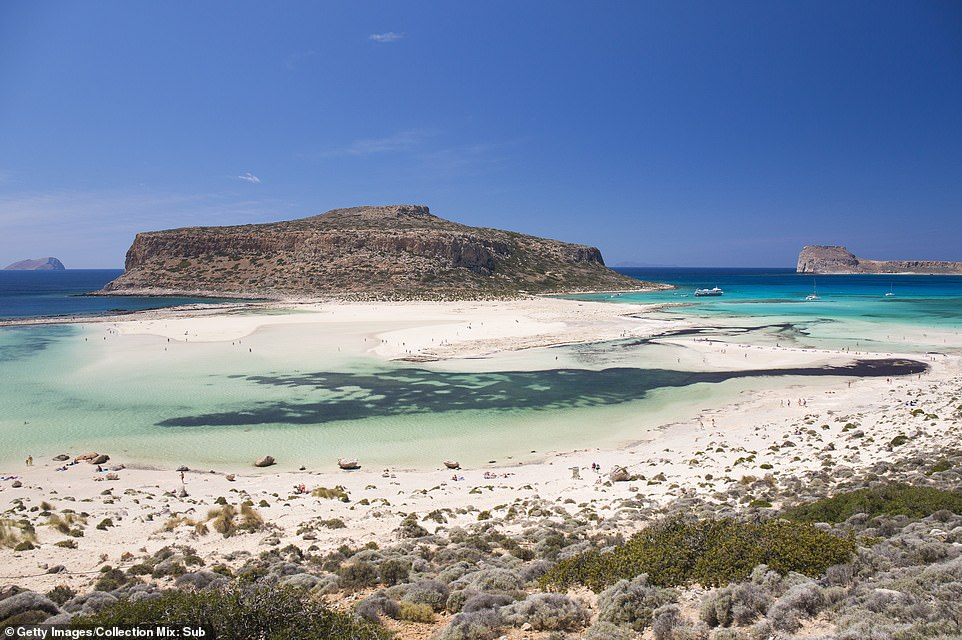balos Discover Greece in the UK