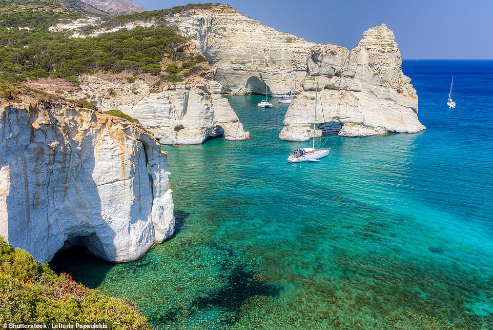 milos Discover Greece in the UK